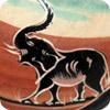 Small Elephant and Acacia Tree Soapstone Bowl