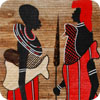 Maasai Women Banana Art
