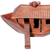 Wood Carving Of Noah's Ark