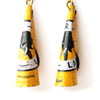Tusker Drop Re-cap earrings