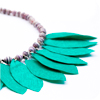 Kaveera Green Necklace