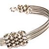 Square Woven Metal Bracelet