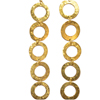 Petite 5-Circle Earrings