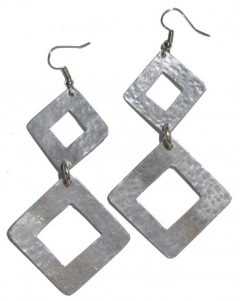 2-Diamond Earrings