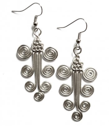 7 Spirals Earrings