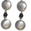 Small 3-circle Aluminum Earrings