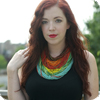 Multicolored Short Beaded Necklace